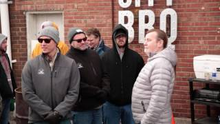 Feast TV: 17th Street Barbecue