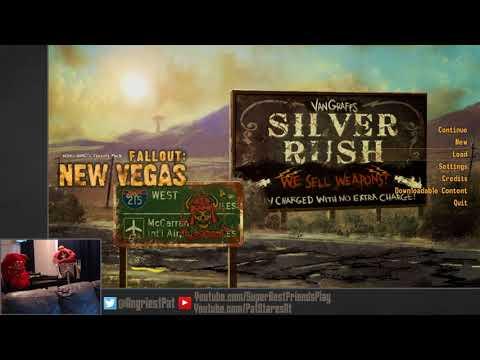 Pat Streams At Fallout New Vegas - Sawyer Mod! (Part 1) 2017-09-24