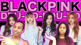 K POP - BLACKPINK - DDU-DU DDU-DU REACTION!!!