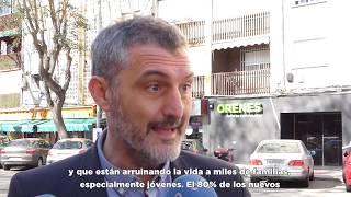 Podemos Región de Murcia sobre las casas de apuestas