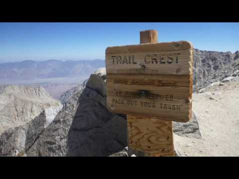 Mount Whitney Two-Day Backpack Trip