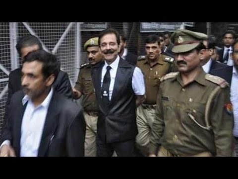 Subrata Roy Paid Rs 1.23 crore to Tihar Jail For Special Cell
