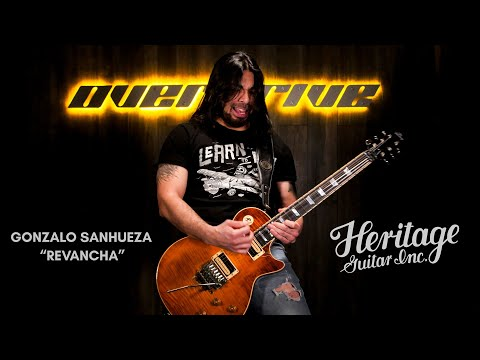 "Heritage H-150 - Gonzalo Sanhueza - ""Revancha"""