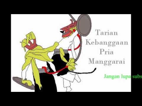 Lagu Daerah Manggarai Ivan Nestorman - Enu Deng Lipa Songke