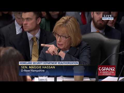 Senator Hassan Presses DHS Officials on Intelligence Sharing, Election Infrastructure Security