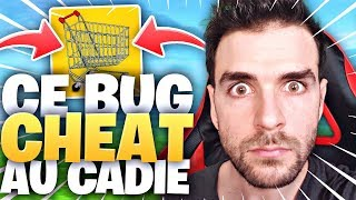 THIS BUG ULTRA CHEAT AT CADDIE ON FORTNITE BATTLE ROYALE! Mobile - Fast!