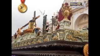 Cortejo Procesión de Quinto Domingo de Cuaresma 2016, La Antigua Guatemala
