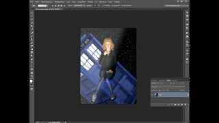 Обработка фото от Совы:Наложение Гредиента:)