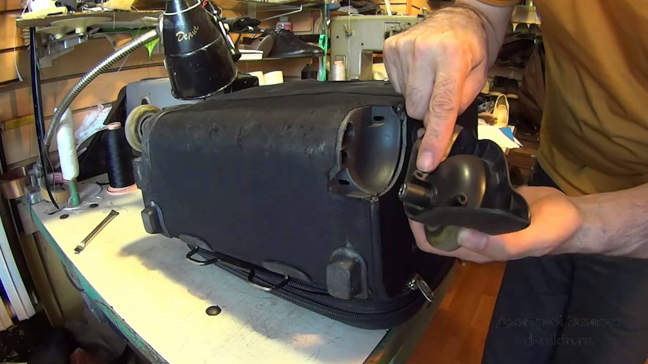 Ремонт колёс на чемоданы тактические рюкзаки для ноутбука