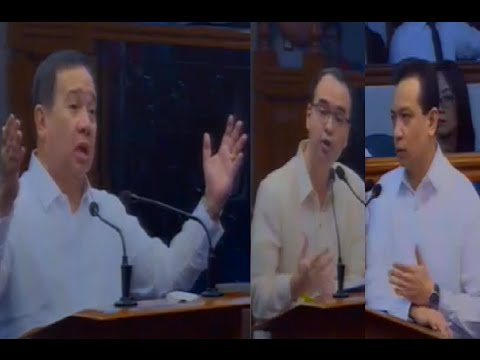 Senator Trillanes Failed To Sway Senate To Impeach President Duterte Base On Rumors