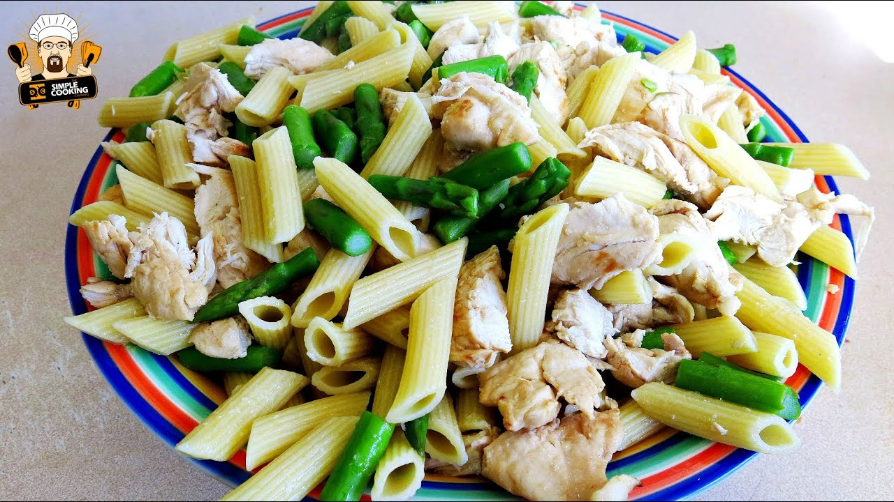Easy penne pasta chicken recipes