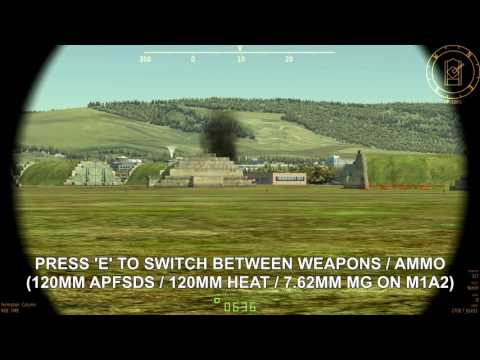 DCS Combined Arms Tutorial