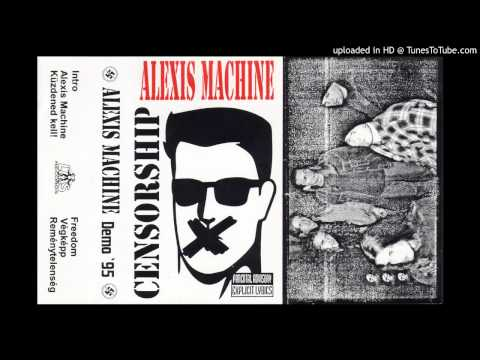 Alexis Machine (hungarian old school hardcore) -demo-1995