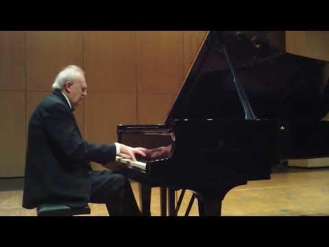 Andante Spianato Et Grande Polonaise Brillante (Chopin) - Vitali Berzon Emeritus Konzert Part 2