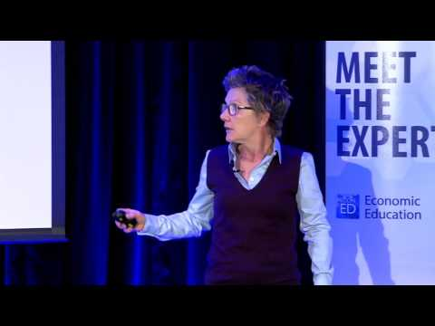 Teaching Economic Mobility: The Dream & the Data, with Mary C. Daly (EiP, full video)