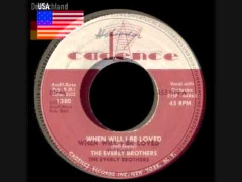 PHIL EVERLY    When Will I Be Loved [demo]