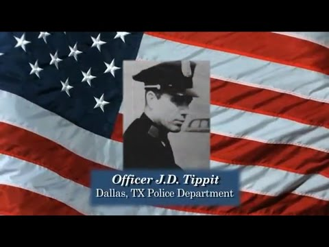 Officer J.D. Tippit (Dallas Texas Police Department)