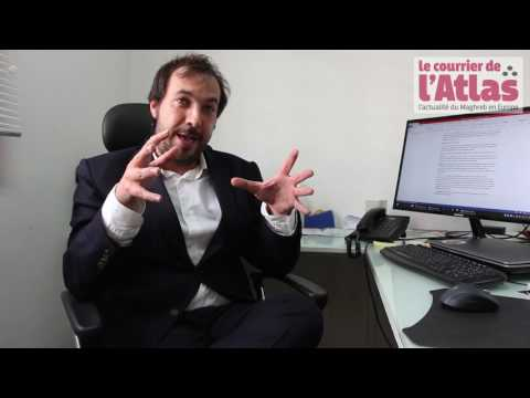 Entretien Michael Ayari - Tunis, le 22 mai 2017
