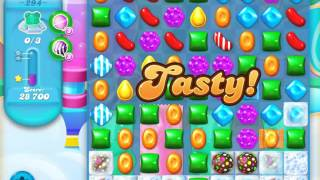 Candy Crush Soda Saga Level 294 (3rd version, 3 Stars)
