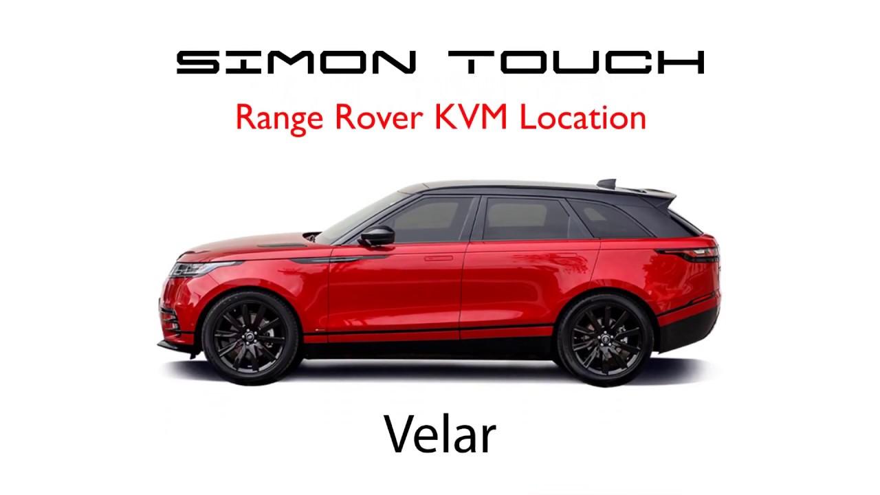 JLR Doctor KVM Module Range Rover Jaguar Key Programmer device