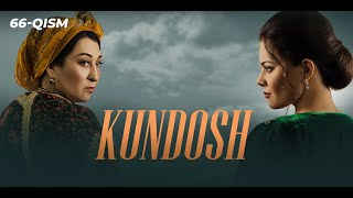Kundosh (o'zbek serial) | Кундош (узбек сериал) 66-qism