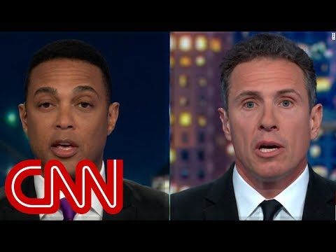 Lemon shows Cuomo the real Mueller investigation numbers