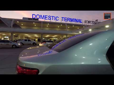 Phuket Domestic Airport Terminal Arrivals
