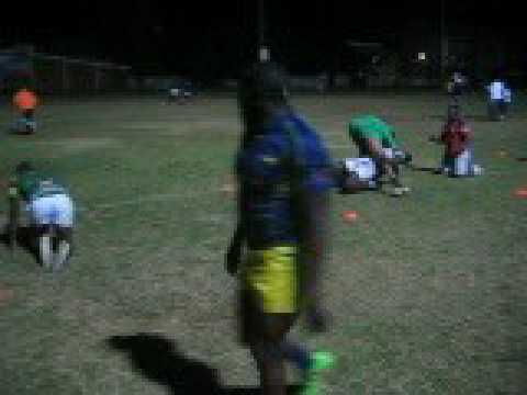 harare sports club training(gunz)