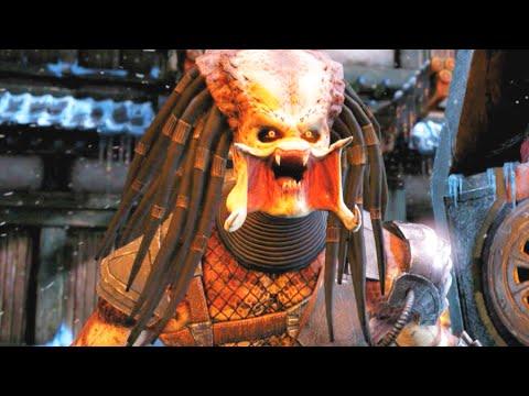Mortal Kombat X All Predator Intro Dialogues