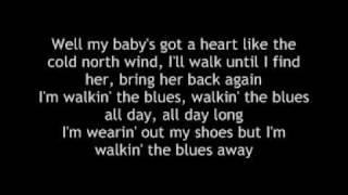 Johnny Cash - Walkin the Blues YouTube Videos