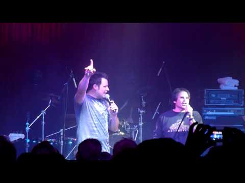 Burning Heart ' Live ' Pride Of Lions featuring Jimi Jamison 1st May 2010.