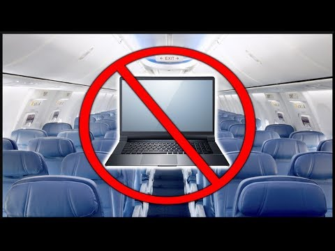 Laptops BANNED On ALL International Flights?!