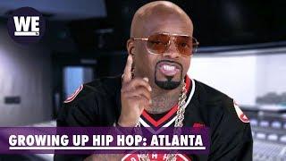 Jermaine Dupri Shows Some Tough Love   Growing Up Hip Hop: Atlanta
