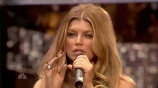 Fergie - Big Girls  Don't Cry Live in London Concert for Diana [1080pHD]