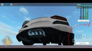 [ROBLOX] My Brand New Toy! - Lamborghini Aventador