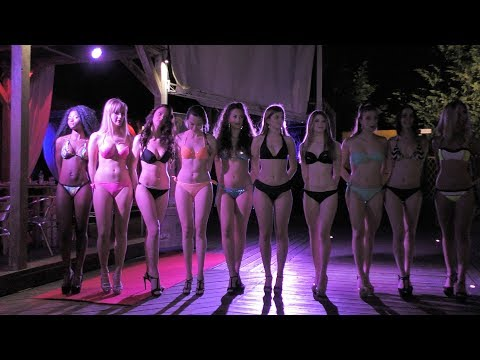 Miss Principessa D'Europa Veneto 1^ Selezione Sfilata Abito, Bikini e Premiazioni