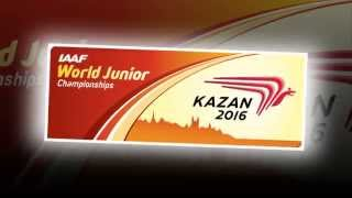 Казань Легкая Атлетика IAAF 2016 г.
