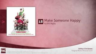 Make Someone Happy - Bill Nighy (Arthur Christmas Soundtrack)