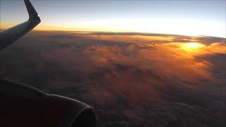 EasyJet Airbus A320-214   London Luton to Palma Mallorca *Full Flight*