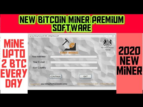 best-bitcoin-miner-software-that-works-in-2020-|-easy-mining-premium-software-|-2-btc-every-day