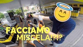 MOTO: Come NON FARE benzina - 2T [Fuck Miscela] -