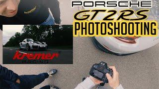 Porsche GT2RS Photoshooting BehindTheScenes [Kremer Racing]