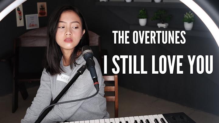 i still love you  the overtunes   michela thea cover
