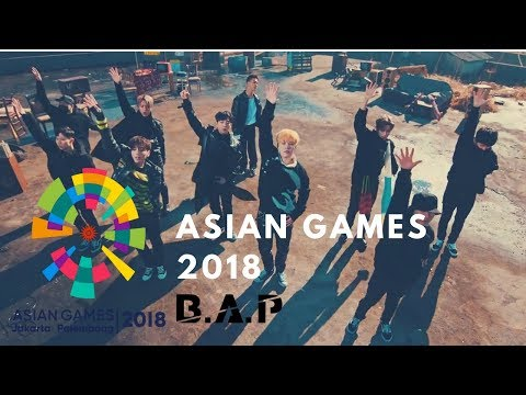 """[FMV] B.A.P """"HANDS UP"""" - Asian Games 2018 Ver."""
