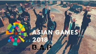 """Download Video [FMV] B.A.P """"HANDS UP"""" - Asian Games 2018 Ver. MP3 3GP MP4"""