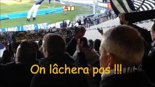 Girondins de Bordeaux Le nouveau chant des supporters UltraMarines