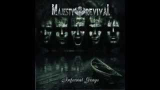 MAJESTY OF REVIVAL (Progressive Power Metal) - This Time