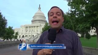 TV JP #20 - Chaves dos apartamentos são entregues; Correspondente internacional