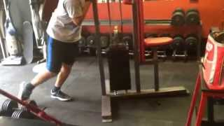 How to move heavy equipment ; gym equipment