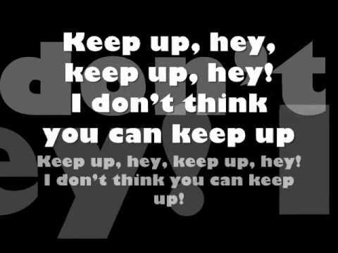 akon keep up lyrics by aswin